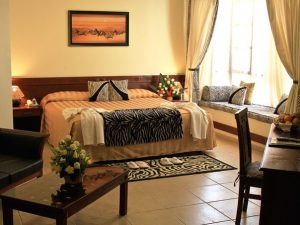 Arusha Accommodation - The African Tulip