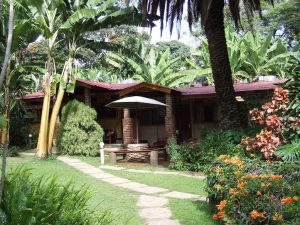Arusha Accommodation - The Outpost Lodge