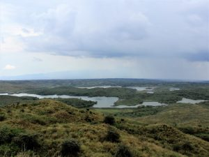 Tanzania's destinations - Momella Lakes View in Arusha National Park